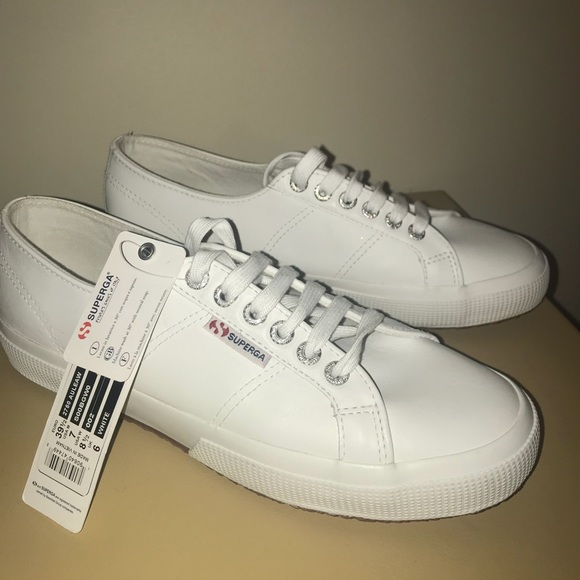 c1743700e437a Superga Shoes | 2750 Cotu Classic Leather Sneakers | Poshmark